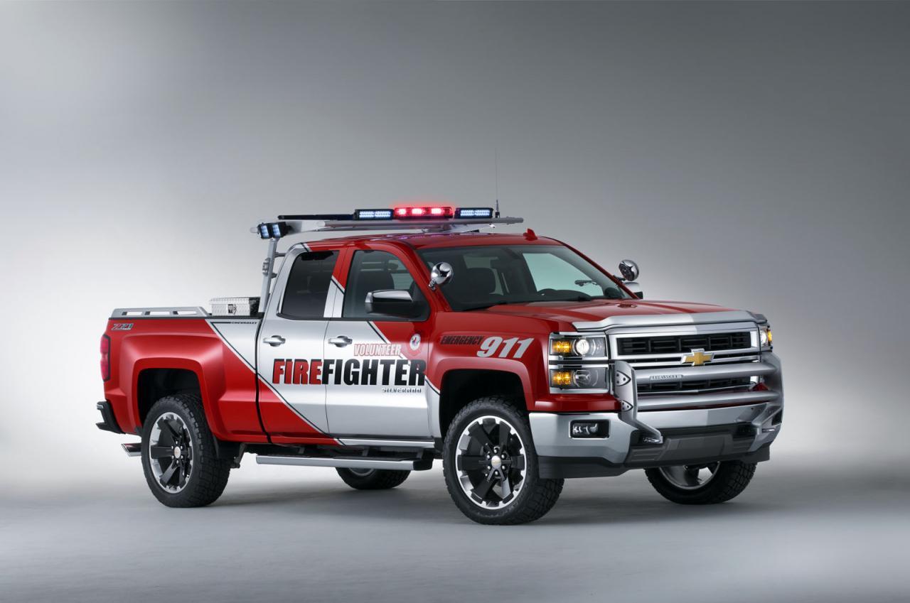 Новые автомобили для экстремальных условий на базе Chevrolet Silverado