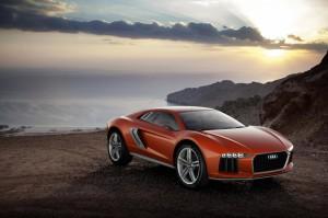 Audi Nanuk: смесь кроссовера и суперкара