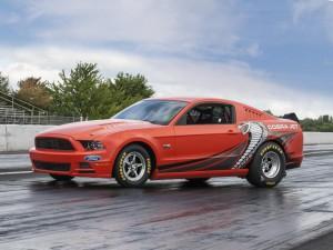 Прототип 2014 Ford Mustang Cobra Jet