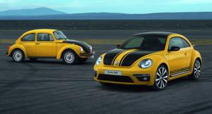 Две новых модификации VW Beetle