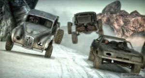 Автомобили из игры Mad Max