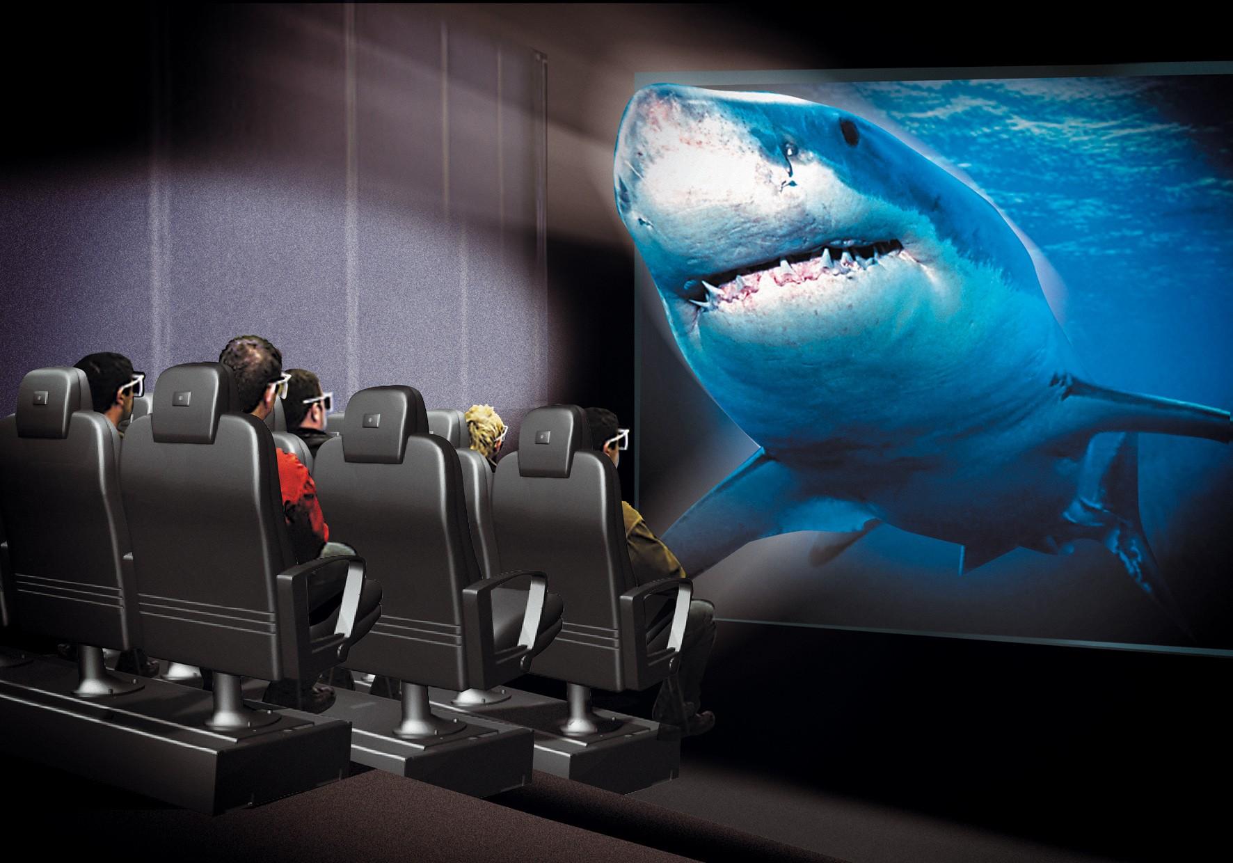 Кинозал на колесах (мобильные кинотеатры)