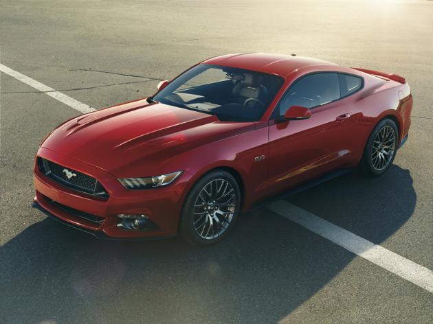 Как мог выглядеть Форд Мустанг 2015