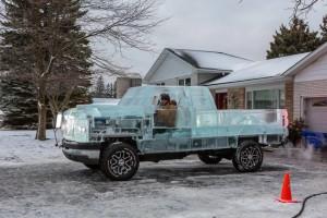 Ледяные автомобили