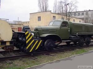Локомотив + автомобиль = локомобиль