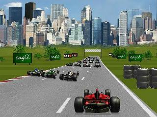 Игра онлайн Гонщик Формулы