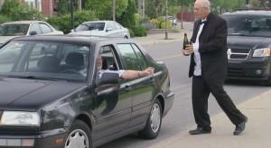 Обязательно ли присутствие понятых при проведении теста на алкоголь?