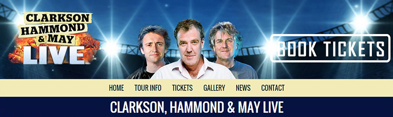 Clarkson-Hammond-May