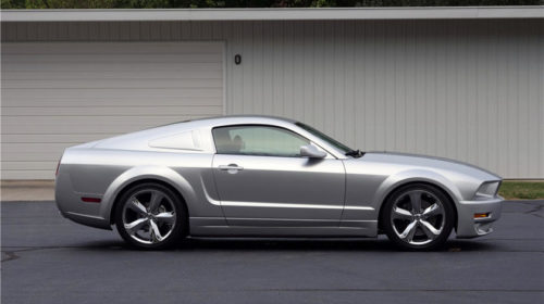 Lee Iacocca's 45th Anniversary Mustang