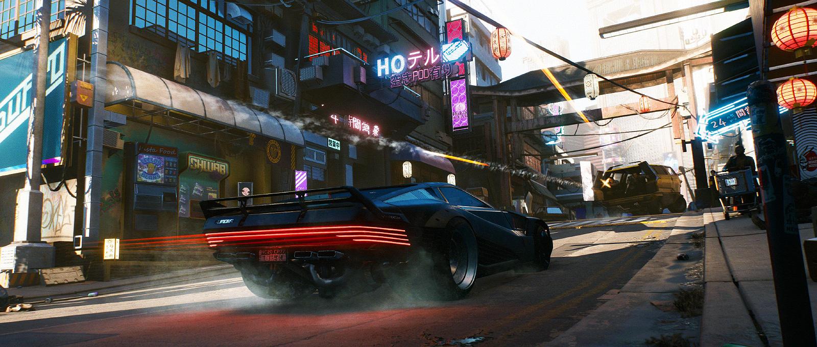 cyberpunk2077 auto