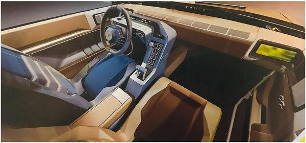 Автомобили Cyberpunk 2077