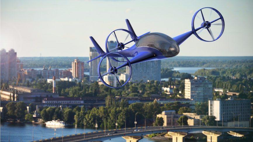 Нью-Гэмпшир — первый штат, который разрешил летающие автомобили на дороге