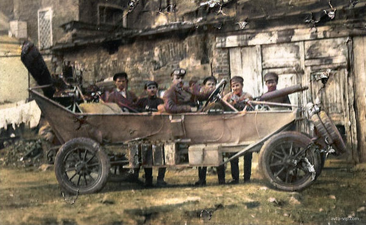 аэромобиль Курчевского